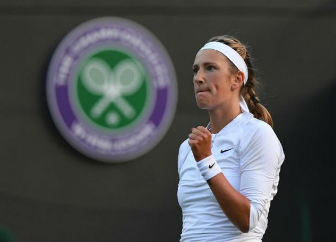 Wimbledon ngày 5: Ostapenko vững tiến, Tsonga sắp thua - 2