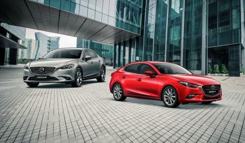 Mazda3 và Mazda6 tại VN có bị triệu hồi do lỗi phanh tay? - 1