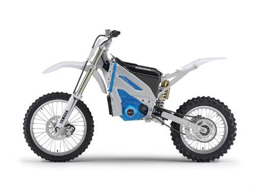 Yamaha sắp tung ra bộ đôi xe điện mới - 2