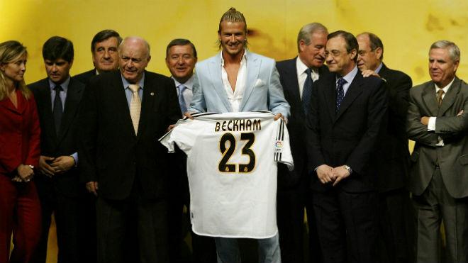 Ngày Beckham rời MU tới Real: Cú domino thế kỷ & món lời tỷ đô - 1