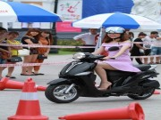 Thế giới xe - Top 10 xe ga ăn khách nhất thị trường Việt nửa đầu 2017 (P2)