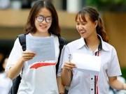 Giáo dục - du học - Cách làm tròn điểm thi THPT quốc gia 2017