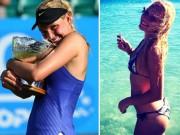 """Mỹ nhân tennis quá đẹp khiến Kyrgios ghen tị, """"sỉ nhục"""" Wawrinka"""