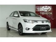 """Tư vấn - Toyota Vios TRD - bản cao cấp nhất của """"vua"""" doanh số có gì?"""