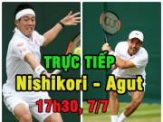 Chi tiết Nishikori - Agut: Sai lầm nối tiếp sai lầm (KT)