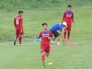 Bóng đá - U23 Việt Nam: Công Phượng xung phong thi rê bóng với Tuấn Anh