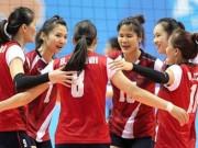 Thể thao - Bóng chuyền VTV Cup: Kim Huệ, Ngọc Hoa đấu sinh viên Trung Quốc