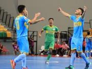 Bóng đá - Thắng CLB Indonesia, futsal Việt Nam vào chung kết lịch sử