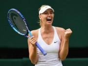 Thể thao - Tin NÓNG Wimbledon ngày 5: Sharapova không thèm xem Wimbledon