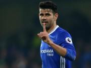 Bóng đá - Tin HOT bóng đá tối 7/7: Costa đã chào tạm biệt Chelsea