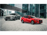 Mazda3 và Mazda6 tại VN có bị triệu hồi do lỗi phanh tay?