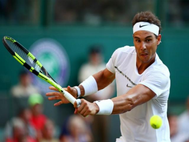 Nadal - Khachanov: Nghẹt thở với