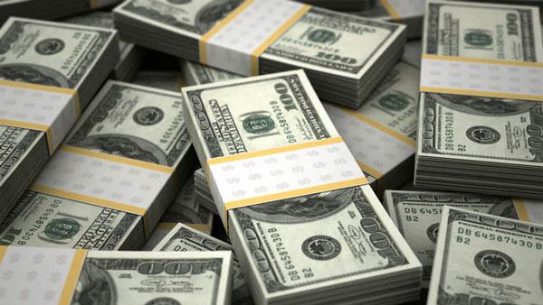 Giá USD chạm ngưỡng 23.000 đồng - 1