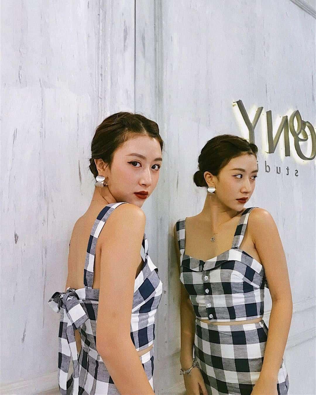 Nếu nói về style áo dây trễ nải, Quỳnh Anh Shyn hẳn là số 1 - 4