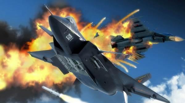 """""""Lá bài tẩy"""" giúp F-35 Mỹ không ngán chiến đấu cơ Nga, TQ - 1"""