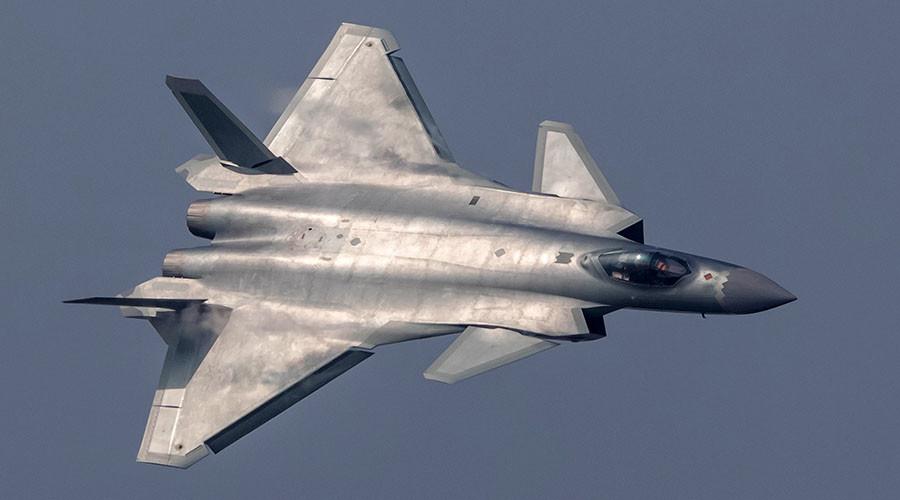 """""""Lá bài tẩy"""" giúp F-35 Mỹ không ngán chiến đấu cơ Nga, TQ - 2"""