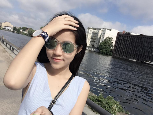 Bất ngờ với điểm thi của cô gái hot nhất kỳ thi ĐH 2017 - 6