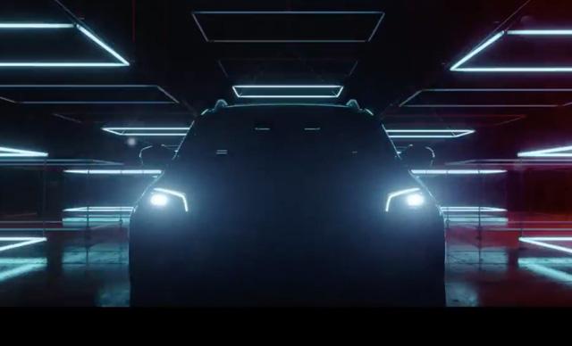 Bán tải hạng sang Mercedes X-Class lộ diện - 1