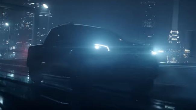 Bán tải hạng sang Mercedes X-Class lộ diện - 2