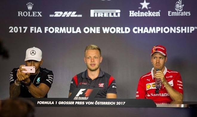 Đua xe F1, Austrian GP: Long hổ tranh hùng, ai lạnh hơn ai? - 2