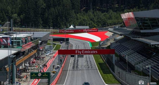 Đua xe F1, Austrian GP: Long hổ tranh hùng, ai lạnh hơn ai? - 1
