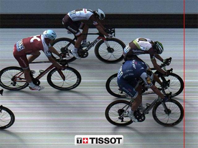 Tin thể thao HOT 8/7: Kinh điển Tour de France, 0,0003 giây và 6 milimet