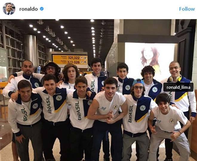 Tin HOT bóng đá tối 8/7: Con Ro béo lên tuyển trẻ Brazil - 1