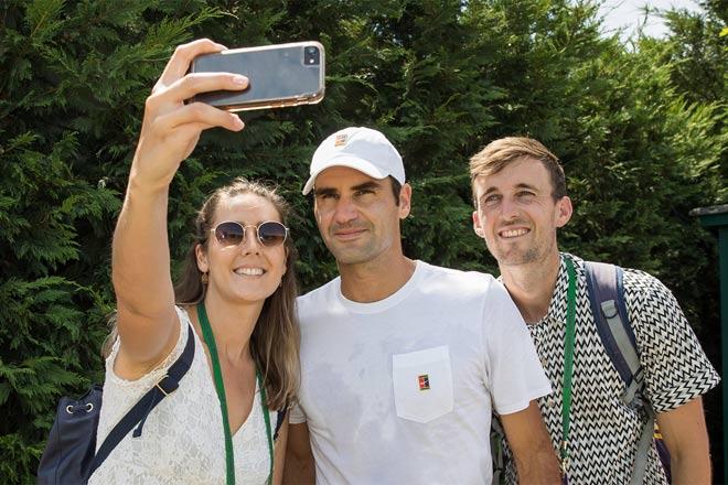 """Tin nóng Wimbledon ngày 6: """"Sư phụ"""" Djokovic cảnh báo Big 4 - 2"""