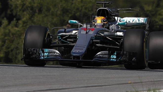 Đua xe F1, chạy thử Austrian GP: Hay nhưng lại không may - 1