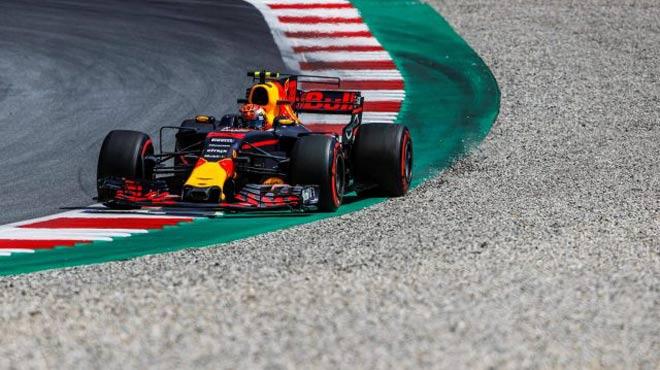 Đua xe F1, chạy thử Austrian GP: Hay nhưng lại không may - 2
