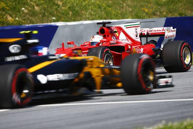 Đua xe F1, chạy thử Austrian GP: Hay nhưng lại không may - 3