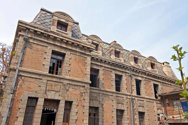 Chuyện bí ẩn bên trong ngôi nhà ma ám nổi tiếng nhất Bắc Kinh - 2