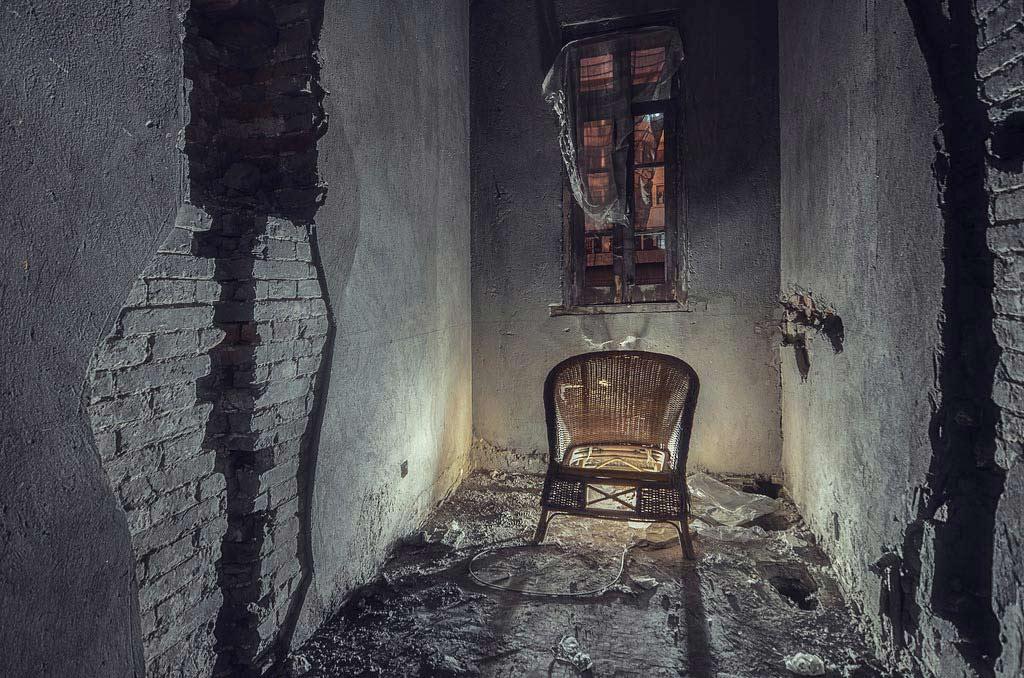 Chuyện bí ẩn bên trong ngôi nhà ma ám nổi tiếng nhất Bắc Kinh - 3