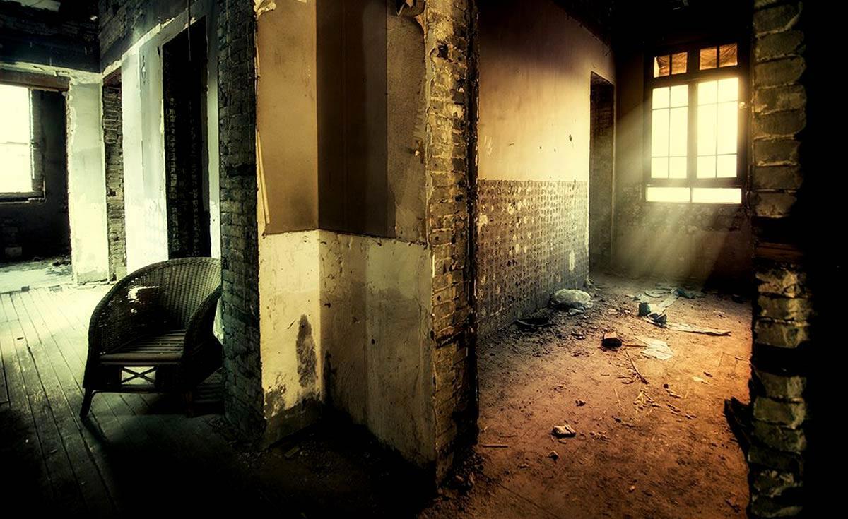 Chuyện bí ẩn bên trong ngôi nhà ma ám nổi tiếng nhất Bắc Kinh - 5