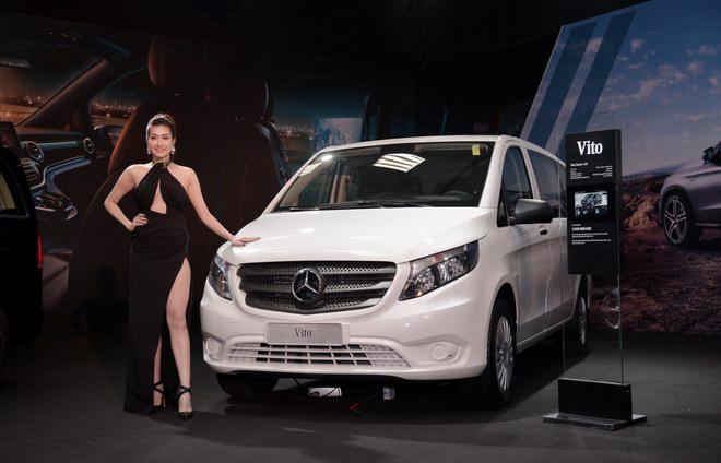 Ngắm dàn mỹ nữ tại triển lãm Mercedes-Benz Fascination 2017 - 9