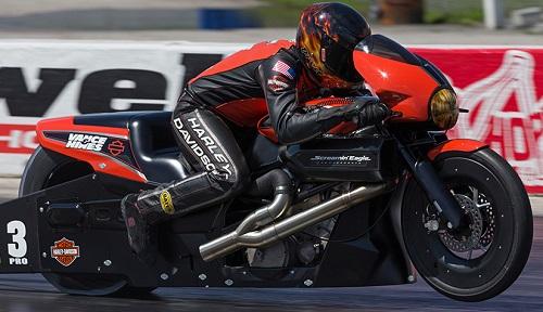 Street Rod 2017 bản độ sẽ tham gia giải đua NHRA Pro Stock Motorcycle - 2