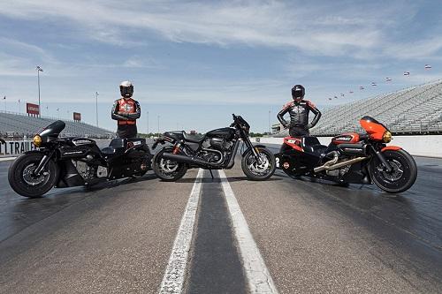 Street Rod 2017 bản độ sẽ tham gia giải đua NHRA Pro Stock Motorcycle - 3