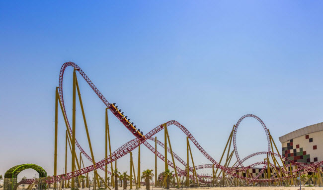 Dubai chi cả tỷ đô xây dựng công viên giải trí trong nhà lớn nhất thế giới - 7