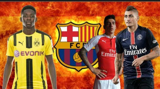 """Barca """"đốt tiền"""" chuyển nhượng: Lắm cái dại, hại cái thân - 2"""
