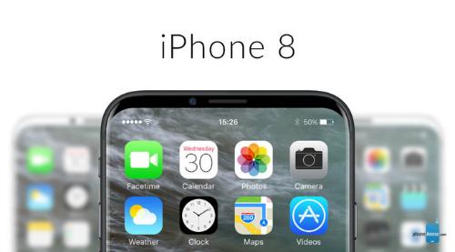 iPhone 8 sẽ dùng chip nhớ của Samsung - 1
