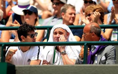 """Chi tiết Djokovic - Gulbis: Đi tiếp sau màn """"đấu súng""""  (Vòng 3 Wimbledon) (KT) - 4"""