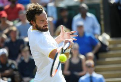 """Chi tiết Djokovic - Gulbis: Đi tiếp sau màn """"đấu súng""""  (Vòng 3 Wimbledon) (KT) - 8"""