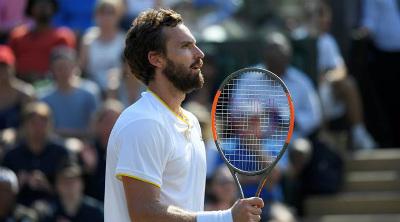 """Chi tiết Djokovic - Gulbis: Đi tiếp sau màn """"đấu súng""""  (Vòng 3 Wimbledon) (KT) - 5"""