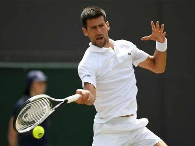 """Chi tiết Djokovic - Gulbis: Đi tiếp sau màn """"đấu súng""""  (Vòng 3 Wimbledon) (KT) - 9"""