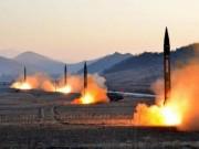Thế giới - Triều Tiên làm gì với số tên lửa rơi xuống biển?