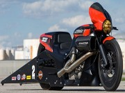 Thế giới xe - Street Rod 2017 bản độ sẽ tham gia giải đua NHRA Pro Stock Motorcycle