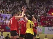 """Thể thao - ĐT Việt Nam - ĐH Bắc Kinh: """"Cơn bão"""" Thanh Thúy (Bóng chuyền VTV Cup)"""