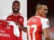 """Arsenal đón tin """"đại hung"""": Mua """"sát thủ"""", lại mất Sanchez"""