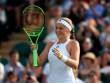Wimbledon ngày 5: Ostapenko vững tiến, Tsonga sắp thua