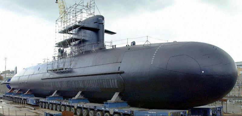 """TQ với tham vọng siêu tàu ngầm hiện đại """"vượt mặt"""" Mỹ - 2"""